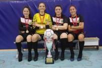 BEYİN KANAMASI - Topuklu Kramponların Hedefi İsrail'de Dünya Şampiyonluğu