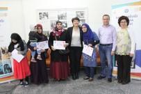 TARIM İŞÇİSİ - Türkçe Öğrenen Mülteci Kadınların Sertifika Sevinci