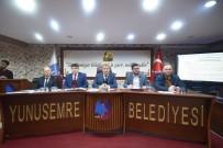 HÜSEYİN KÖROĞLU - Türkiye'nin En Güzel Pazaryeri Yunusemre'ye Yapılacak