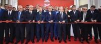 İZMIR TICARET ODASı - Uluslararası İzmir Mobilya Fuarı Kapılarını Açtı