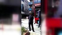BAZ İSTASYONU - Üsküdar'da Yangın