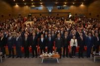 BİLİM SANAYİ VE TEKNOLOJİ BAKANLIĞI - Vali Arslantaş; 'Türkiye De İşgücüne Katılımın Dünya Standartlarını Yakalaması İçin Kadınlar İşgücüne Katılmalı'