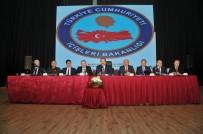 MEHMET KAMİL SAĞLAM - Vali Canbolat, Akşehir'de İncelemelerde Bulundu