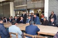 Vali Demirtaş Açıklaması 'Hizmet İçin Yöneticilerimizle İşbirliği İçerisindeyiz'