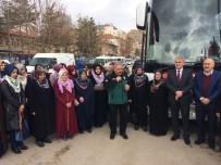KATLIAM - Vicdan Konvoyu'na Bayburt'tan Destek