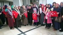 AHMET ÇıNAR - 'Vicdan Konvoyu'na Zonguldak'tan Destek