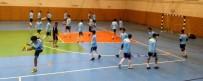 MURAT KAYA - Yeni Kurulan U19 Futsal Milli Takımı Erzurum'da Kampa Girdi