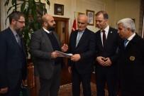 YEŞİLAY HAFTASI - Yeşilay Samsun'a Rehabilitasyon Merkezi Açacak
