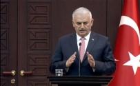 GÜNEY KıBRıS - Yıldırım'dan Türk Bayrağının Yakılmasına Tepki