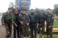 AZEZ - Afrin'e 7 kilometre kaldı