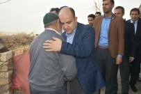 YONCALı - Afrin Gazisine Ziyaret
