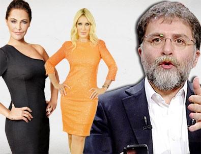 Ahmet Hakan: Seda Sayan ve Hülya Avşar'dan fena halde bıktık