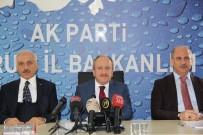 GRUP TOPLANTISI - AK Parti Çorum İl Başkan Mehmet Karadağ;
