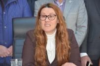 KADIN BAŞKAN - AK Parti'nin Tek Kadın İl Başkanı İstifa Etti