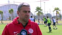SALİH DURSUN - Antalyaspor'da Göztepe Maçı Hazırlıkları