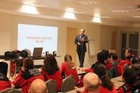 UÇAK KAZASI - Arama Kurtarma Ekiplerine 'Uçak Kazaları Müdahale Eğitimi'