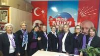 TEKSTİL İŞÇİSİ - Ayvalık'ta CHP'li Kadınlardan 8 Mart Açıklaması