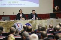 OSMAN AŞKIN BAK - Bakan Osman Aşkın Bak, KYK İl Müdürleri İle Bir Araya Geldi