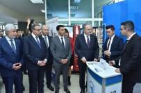 KAZANLı - Bakan Özlü Mersin Üniversitesi'ni Ziyaret Etti