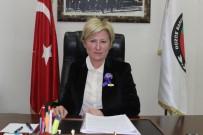 KADINA KARŞI ŞİDDET - Baro Başkanı Av. Azade Ay 8 Mart Dünya Kadınlar Günün Kutladı