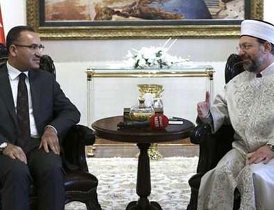 Başbakan Yardımcısı Bozdağ: Yanlış dini bilgiler düzeltilecek