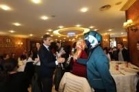 SERDİVAN BELEDİYESİ - Başkan Alemdar, Kadın Personelle Bir Araya Geldi