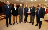 ABDURRAHMAN YILMAZ - Başkan Karaosmanoğlu Açıklaması 'Her Zaman Rumeli Türklerinin Yanındayız'