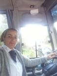 AĞIR VASITA - Bayan Servis Şoförü Çocuğuna Bakmak İçin Her Gün Direksiyon Sallıyor