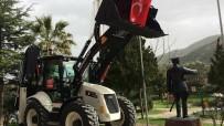 BEKO - Bayırköy Belediyesi'ne Kazıcı-Yükleyici Beko Hibe Edildi