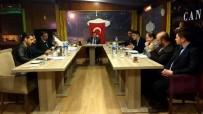 BILECIK MERKEZ - Bilecik'te MHP'li Geçmiş Dönem Merkez İlçe Başkanları Bir Araya Geldi
