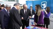 FARUK ÖZLÜ - Bilim, Sanayi Ve Teknoloji Bakanı Özlü Mersin'de