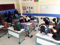 Boğazlıyan'da Gerçeği Aratmayan Deprem Ve Yangın Tatbikatı