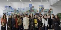 BURSAGAZ - Bursagaz'dan Kadınlar Günü'nde Keçe Tasarımı