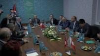 DOSTLUK KÖPRÜSÜ - Çavuşoğlu, Yunus Emre Enstitüsü Açılış Törenine Katıldı
