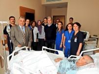 HASTA YAKINI - Çeşme'de Ağır Hastalara Çağdaş Hizmet