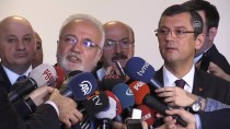 MEHMET BEKAROĞLU - CHP Heyetinden AK Parti Grup Başkanvekili Elitaş'a Ziyaret