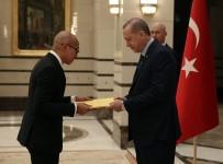 DARÜSSELAM - Cumhurbaşkanı Erdoğan'dan Güven Mektubu Kabulü