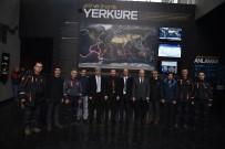 İLYAS ŞEKER - Deprem Müzesini Ziyaret Eden İl Protokolü Başkan Doğan'a Teşekkür Etti