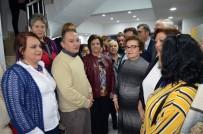AHMET YıLMAZ - Didimli Kadınlardan 8 Mart'a Özel Sergi