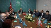 DOSTLUK KÖPRÜSÜ - Dışişleri Bakanı Çavuşoğlu, Yunus Emre Enstitüsü Açılış Törenine Katıldı
