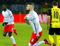 ÖMER TOPRAK - Dortmund evinde şoka girdi!