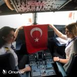 ONUR AIR - Dünya Kadınlar Günü'nde Kadınlardan Özel Uçuş