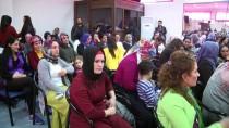 TOPLU NİKAH TÖRENİ - Dünya Kadınlar Günü'nde Nikahları Kıyıldı