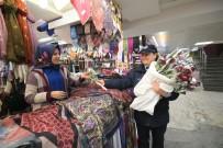 OSMANGAZI BELEDIYESI - Dünya Kadınlar Günü Osmangazi'de Dolu Dolu Geçti