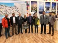 BERLİN TURİZM FUARI - Dünya Miras Kenti Safranbolu Dünyanın En Büyük Turizm Fuarında