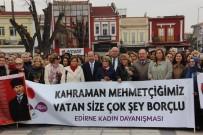 KADIN MİLLETVEKİLİ - Edirne'de 8 Mart Dünya Kadınlar Günü