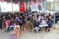 BEDENSEL ENGELLİ - Efeler Belediyesi, 8 Mart'ı Karahayıtlı Kadınlarla Geçirdi