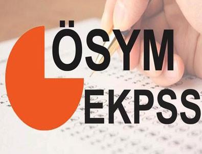 EKPSS sonuçları ve kura ile memur alımı için tercihler başladı
