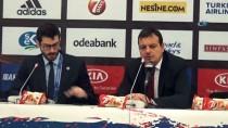 ERGİN ATAMAN - Ergin Ataman Açıklaması 'Hedefimiz Ligde Şampiyon Olmak'