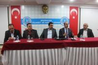 HİSSE SATIŞI - Erzincan TSO Fabrikanın Erzincan'da Kalması İçin Çalışacak